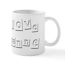 I Love Brianne Mug