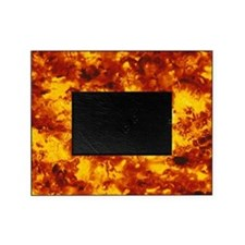 Flames Picture Frame