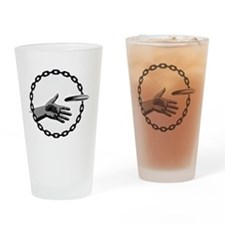 The Hand That Putts Drinking Glass