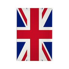 Union Jack Rectangle Magnet