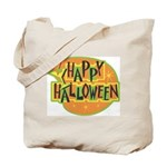 Happy Halloween Candy Tote Bag