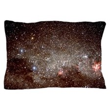 Starfield with the constellations of C Pillow Case