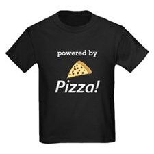 Powered By Pizza T