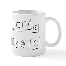 I Love Gonzalo Small Mug