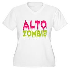 Choir Alto Zombie T-Shirt