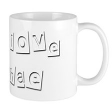 I Love Shae Mug