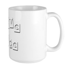 I Love Janice Mug