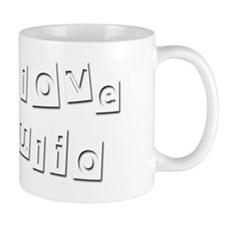 I Love Julio Coffee Mug