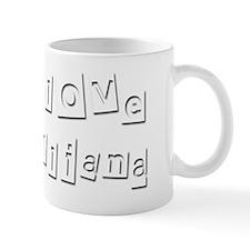 I Love Juliana Mug