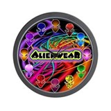 Alienwear Logo w/Faces