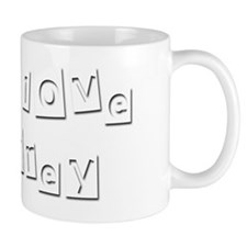 I Love Trey Mug