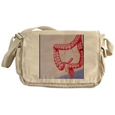 Large intestine Messenger Bag