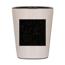 Leo constellation Shot Glass