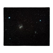 Magellanic Clouds Throw Blanket