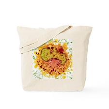 Macrophage cell, TEM Tote Bag
