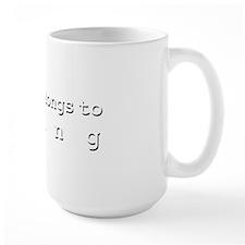 My Heart Belongs To Ching Mug