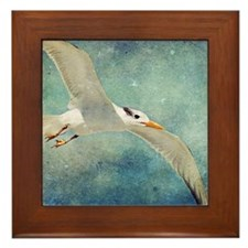 Seagull Framed Tile