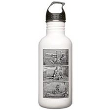 Plate showing Avicenna Water Bottle