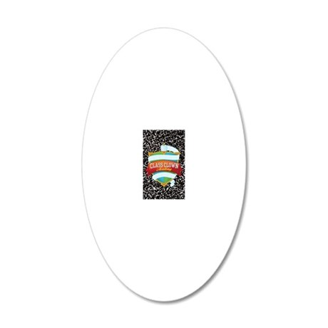 test 01 20x12 Oval Wall Decal