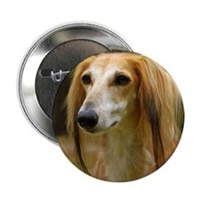 "Saluki 2.25"" Button"