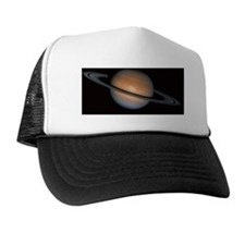 Saturn Trucker Hat