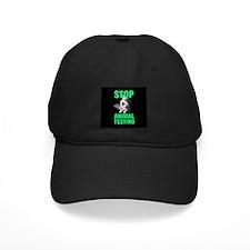 STOP ANIMAL TESTING Baseball Hat