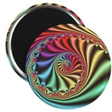 Julia set fractal Magnet