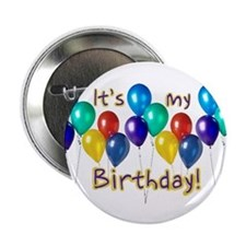 "It's My Birthday 2.25"" Button"