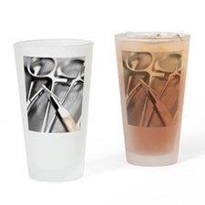 Surgical tools Drinking Glass