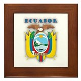 Ecuador Products v1 Framed Tile