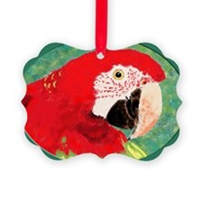 Greenwing  Ornament