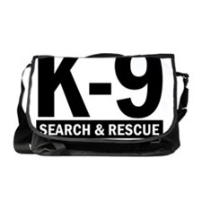 K-9 SAR Messenger Bag