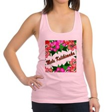 shower-mele Racerback Tank Top