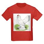 Self Blue Hen Kids Dark T-Shirt