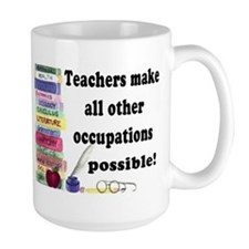 """Teacher Occupations"" Mugs"