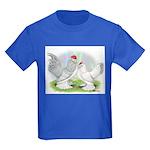 Self Blue d'Uccles Kids Dark T-Shirt