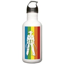 The Gay Cowboy Water Bottle