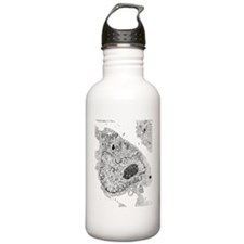 Transmission electron  Sports Water Bottle