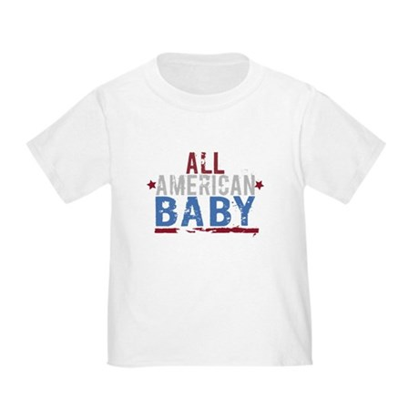 All American Baby Toddler T-Shirt