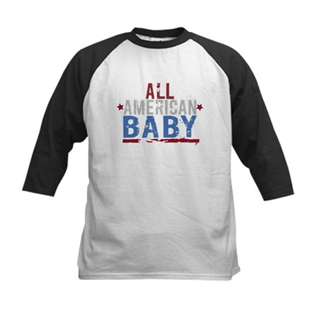 All American Baby Kids Baseball Jersey