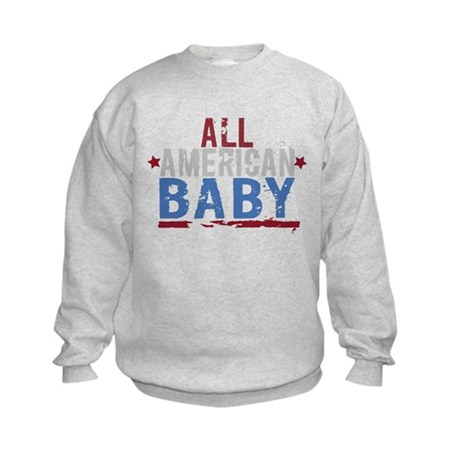 All American Baby Kids Sweatshirt
