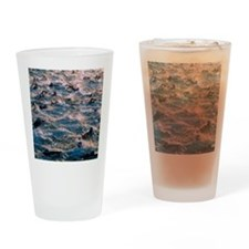 Triathlon swimmers Drinking Glass