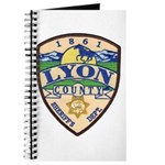Lyon County Sheriff Journal