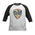 Lyon County Sheriff Kids Baseball Jersey