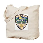 Lyon County Sheriff Tote Bag