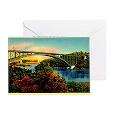 Inwood,NYC Greeting Card
