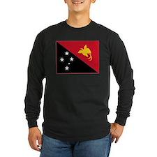 Papua New Guinea Flag T