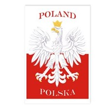 Poland Polska Postcards (Package of 8)