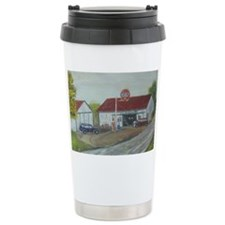 Earls Garage Travel Mug