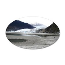 Juneau Alaska Melting Glacie Wall Decal